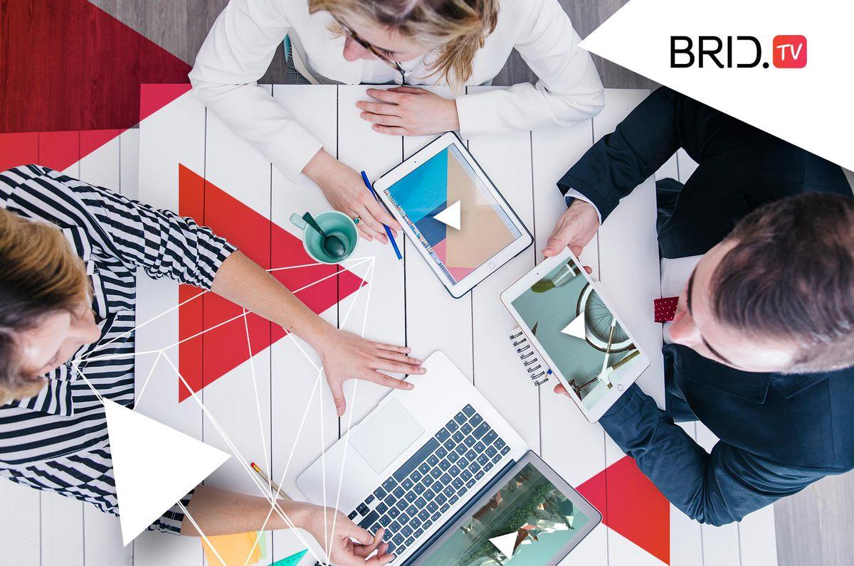 short-form video advertising BridTV