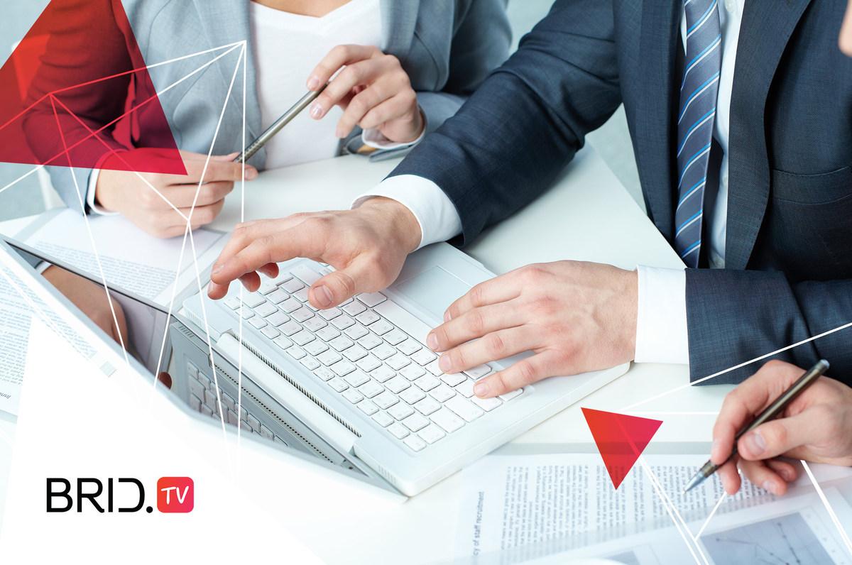 best video editors for businesses BridTV