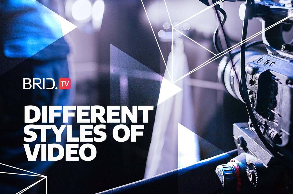 styles of video
