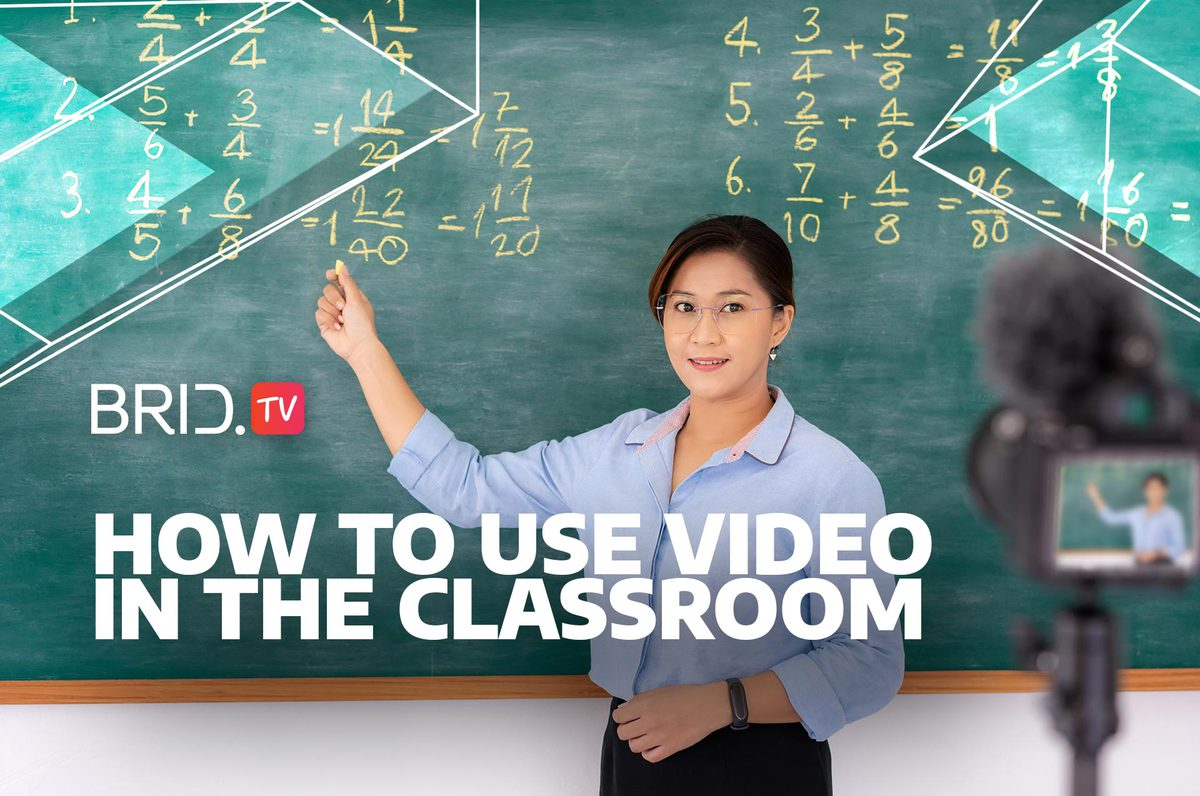 how to use video in the classroom