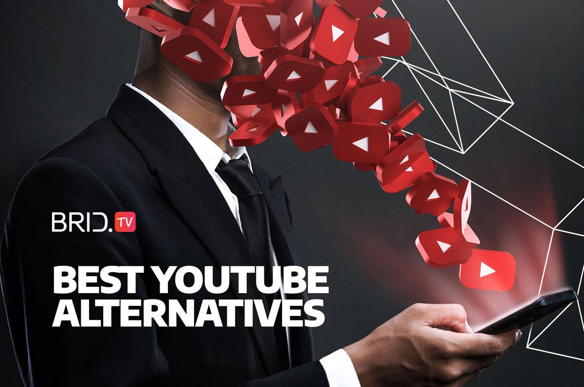 best youtube alternatives brid.tv