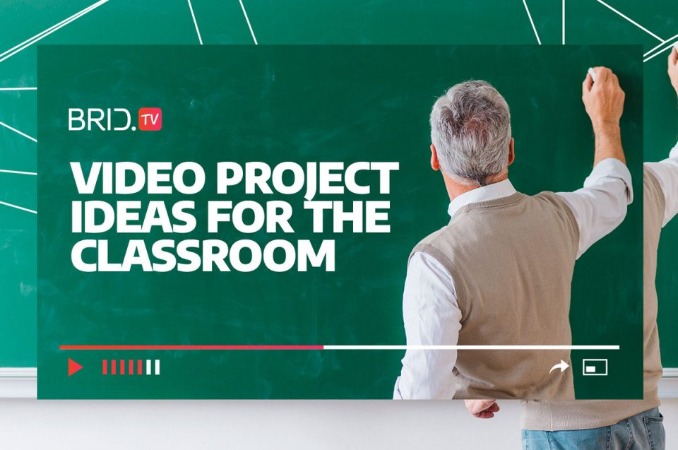 video project ideas