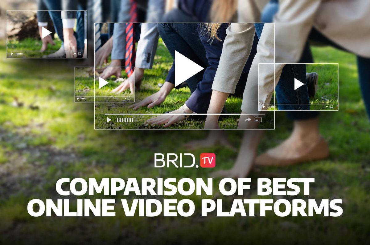comparison of best online video platforms