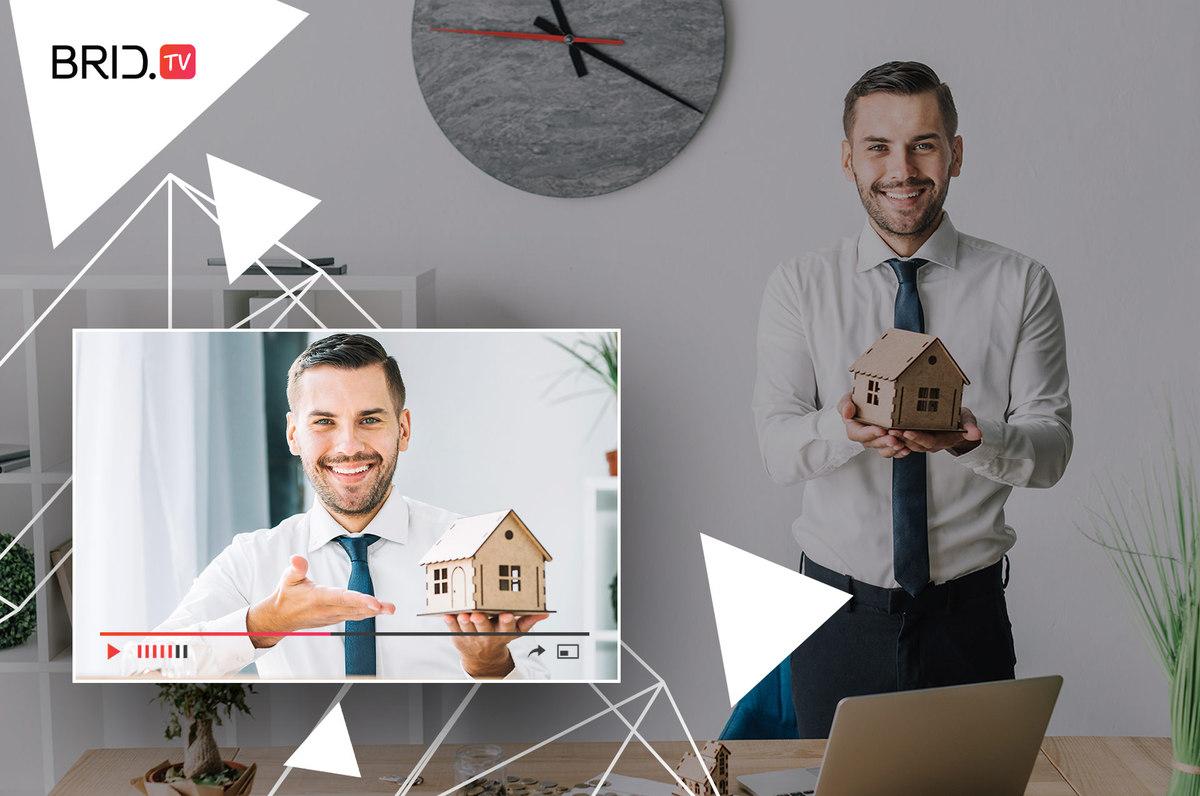 real estate video marketing brid.tv