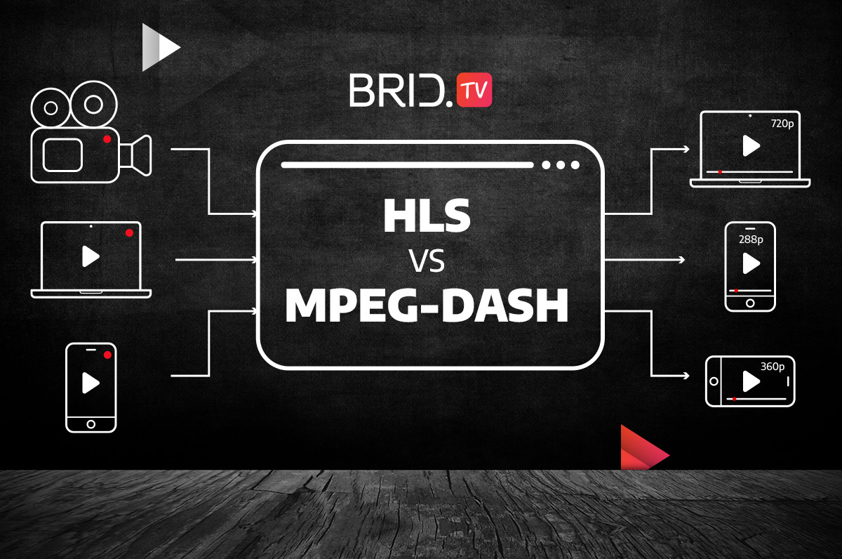 HLS vs. MPEG-DASH