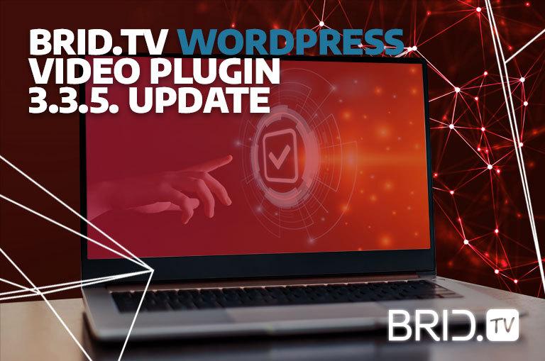 bid.tv wordpress video plugin 3.3.5. update