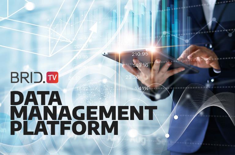 data management platform brid.tv