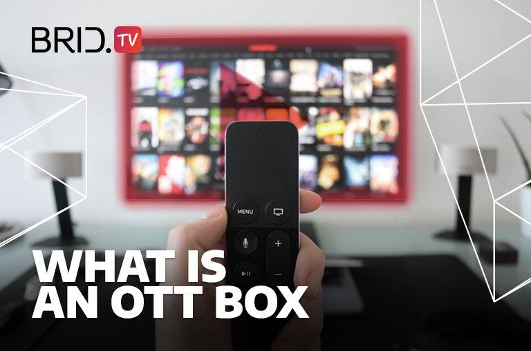 what is an ott box
